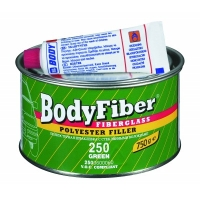 HB Body 2K BodyFiber 250 Glass Polyester Filler 1.5kg