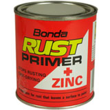 BONDA ANTI RUST Fast Drying Zinc Primer
