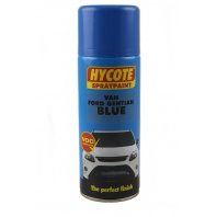 Ford Gentian Blue Commercial Van Colour Acrylic Paint Aerosol 400ml