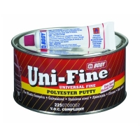 HB Body UniFine 225 2K Polyester Filler Stopper putty (Various Sizes)