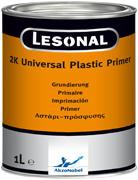 Lesonal 2K Universal Plastic Primer 1L With Lesonal Hardener 500ml
