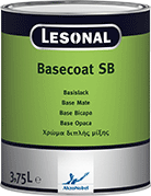 Lesonal Solvent Based Tinters SB 3.75L