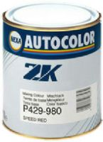 Nexa Autocolor ICI 2K Solvent Based (SB) Car Paint Tinters P429 - P433 100ml